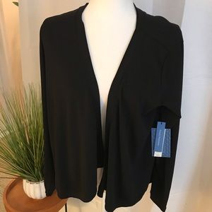 NWT Simply Vera Open Front Cardigan Size Large
